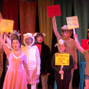 Summer theater campers produce Doctor Dolittle Jr.