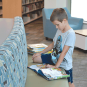 Central Library opens after long renovation