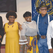 Buffalo Soldiers the topic at local banquet