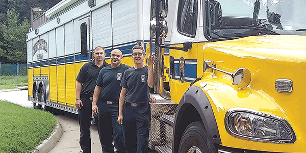 Chesterfield gets new rescue vehicle