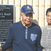 Ettrick Park building dedicated to local doctor