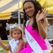 Pageant winner founded charity