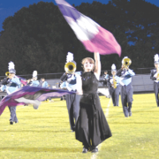 TDHS band exhibition