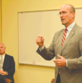 Childrey, Miles vie for commonwealth's attorney