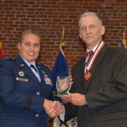 Perkins receives lifetime honor