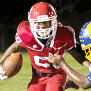 Three losses and a bye for area football teams