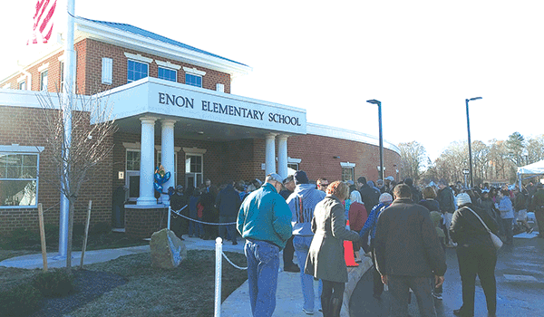 Enon gets a new elementary school