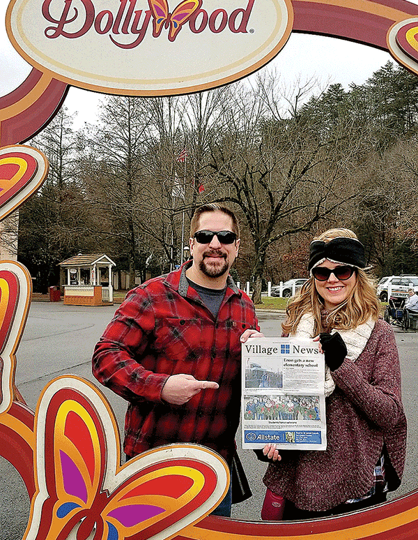 Village News visits Dollywood