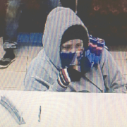 Police investigating bank robbery