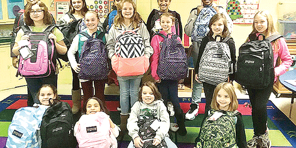 Local Girl Scouts take action for foster kids