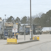 County Waste trucks' use of Lewis Road clarified