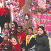 Kindness Week promoted at Wells Elementary School