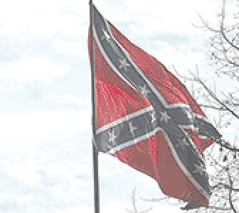 Battle over Confederate flagpole: County board affirms zoning violation