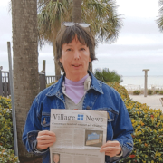 Village News goes to Myrtle Beach