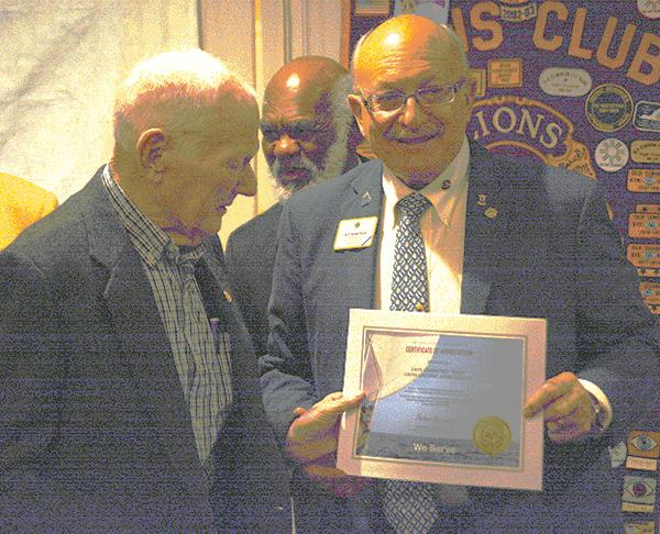 Wells honored