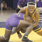 Matoaca's Woody grappling with success