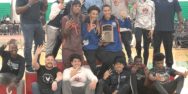 Bird boys, Dale's Tyree are state champs