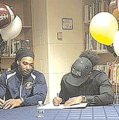 Davis signs with W.V. State