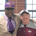 D'Abreu signs letter of intent with East Carolina