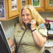 Longtime Pocahontas employee says goodbye