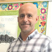 Former Army soldier now a teacher at Bellwood Elementary