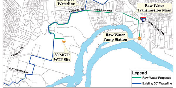 Information leak: County begins long process to add fourth water source