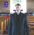 Graceful entry: New pastor on board at Chester church