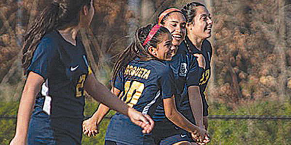 Lady Monarchs soccer program flourishing early