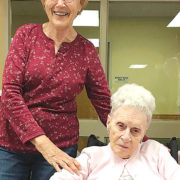 Chester resident turns 99