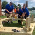 Cal Ripken Sr. Foundation, Niagara Cares bring improvements to TDHS