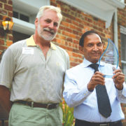 Amin named Chester's 'Businessperson of the Year'