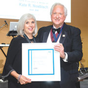 Nosbisch gets architectural award