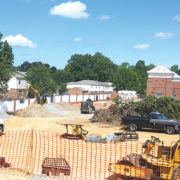 Arts center project underway