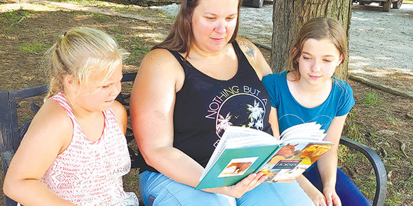 Just read to them! Program aims to make reading enjoyable for kids