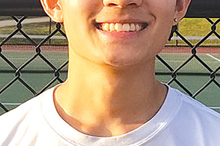 Kim is VN Player of the Year (boys tennis)