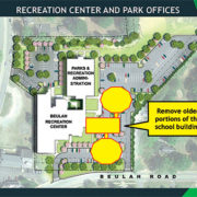 Repurposing Beulah Elementary: Parks and Rec to get new admin offices