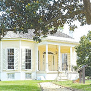 Historical society meets at historic bank