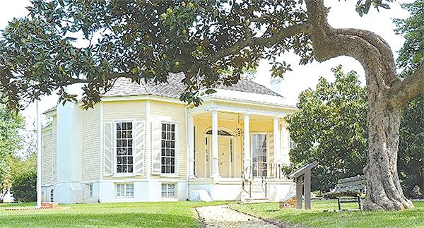 Historical society meets at historic bank