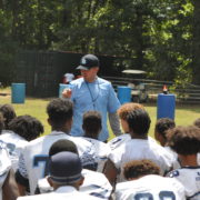 Skyhawks welcome new faces, ready to play Bird football