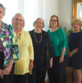 Garden Club's installs new officers