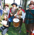 1611 Militia marches back in time