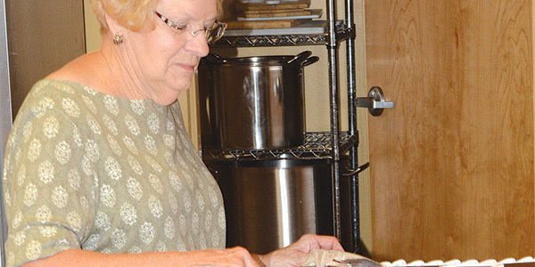 Community meal: Local church continues offering free suppers twice a month