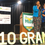 Burlington gives $10K to teachers