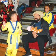 Martial arts world super show