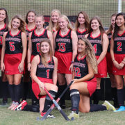 Warriors field hockey off to a hot start
