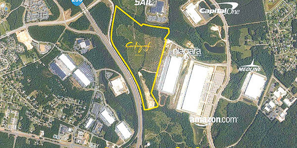It's a package deal: Mexican company coming to Meadowville Technology Park
