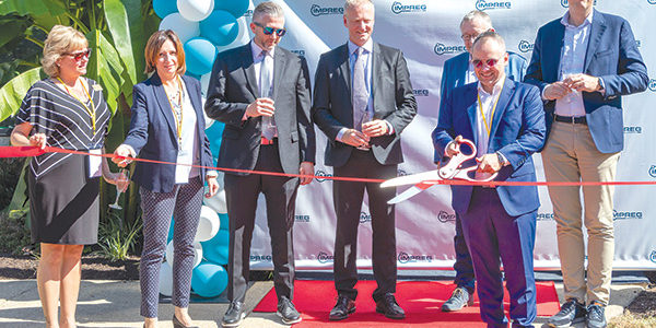 iMPREG Group expands near county airport
