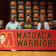 Six Warriors sign their letters of intent