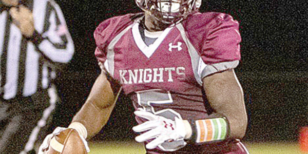 Williams accounts for 7 TDs in Knights' win, Bird gets a victory, Matoaca, MBK fall