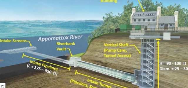Planning commission recommends approval for water treatment facilities